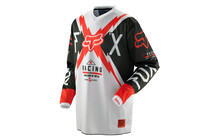 Fox HC Giant jersey rouge/blanc